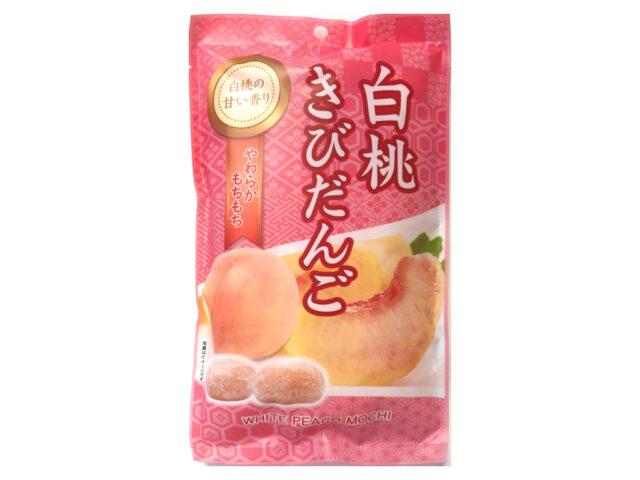 白桃きびだんご個包装タイプ