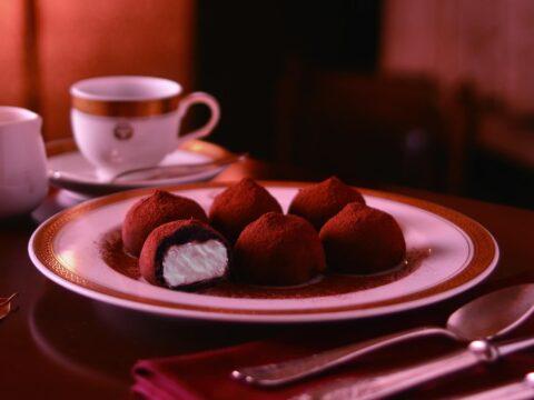 ベルギーチョコレート生トリュフ