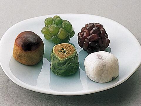 ミニ生菓子