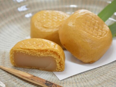 中條饅頭(白あん)
