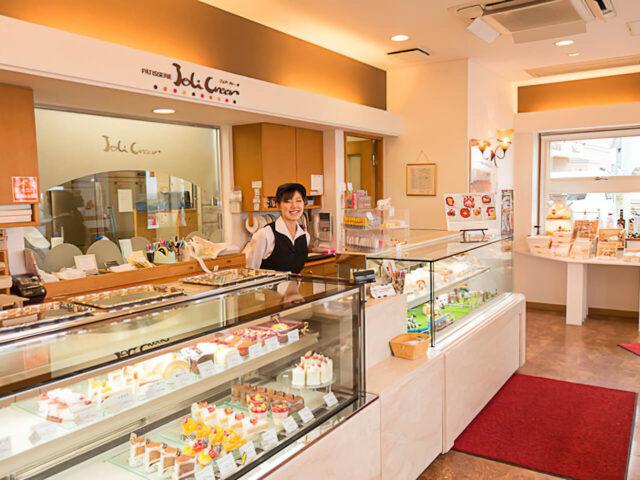 ぱてぃすりー じょりくれーるの店舗写真2