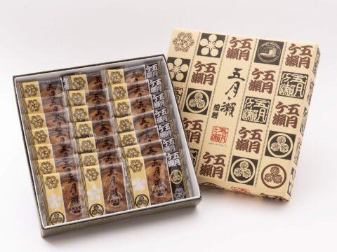 石窯焼煎餅五月ヶ瀨 21枚入